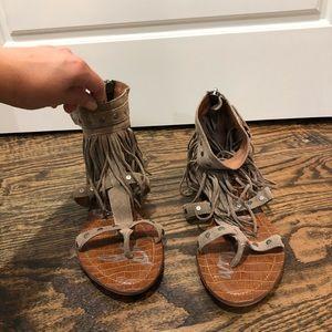 Sam Edelman boho sandals